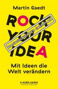 rock your idea signiert klein
