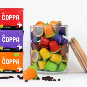 Eine Alternative zu Aluminium-Kapsel-Kaffee: LaCoppa nun auch im Abo