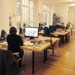 Bis zu 79m² möblierte Bürofläche in Kreuzberg zu vermieten