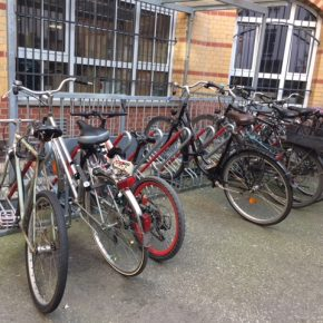 VELO 2018, Fahrradversteigerung - die Fahrradsaison hat endlich begonnen
