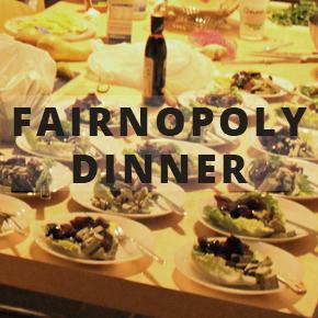 Bericht über das erste Fairnopoly-Dinner
