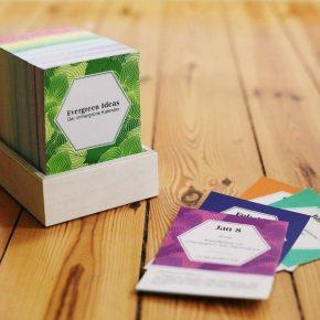 Kalender für Nachhaltiges Leben